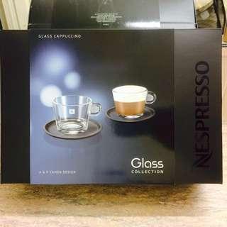 Nespresso Glass Coffee Cup