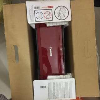 九成新Canon打印機(可以連wifi)