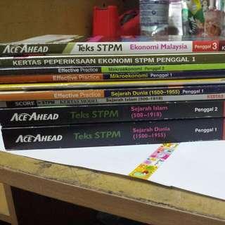 STPM BOOKS