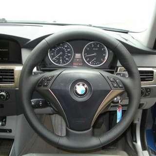 BMW 5 Series E60 Steering Wheel