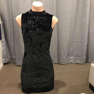 New Black Dress Size 8