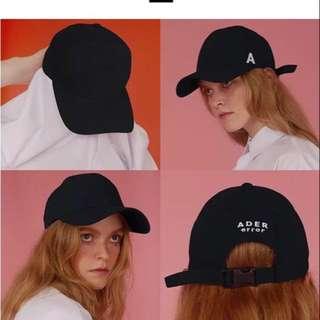 ADER ERROR Cap