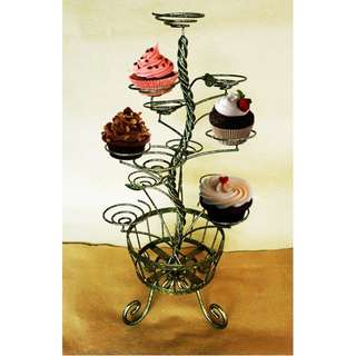 Plant Cupcake Stand