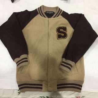 牛仔品牌棒球外套