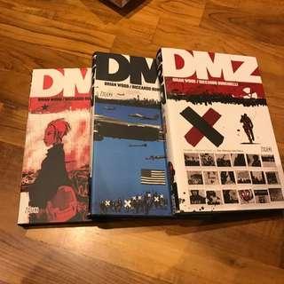 DMZ Book 1-5