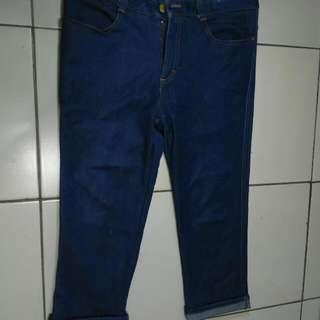 Pants -Convertable Three/fourth Pants To Tokong