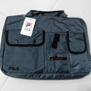 Fila Blue Laptop Bag