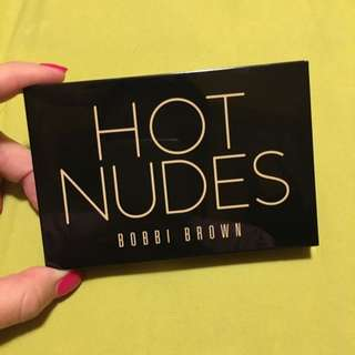 Bobbi Brown 八色眼影盒 Hot Nude