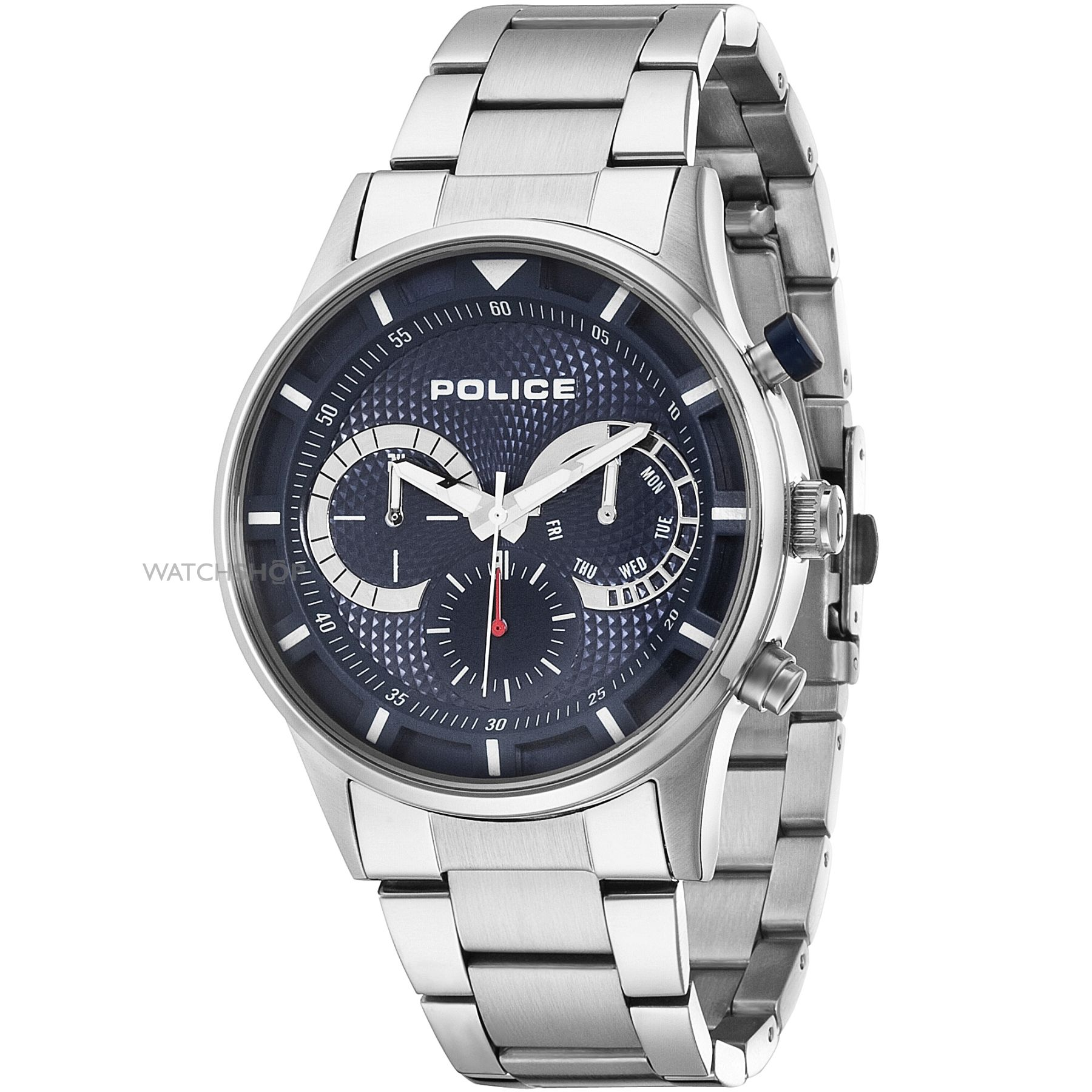 a30b337afd2 8092 Police Driver Gents Watch