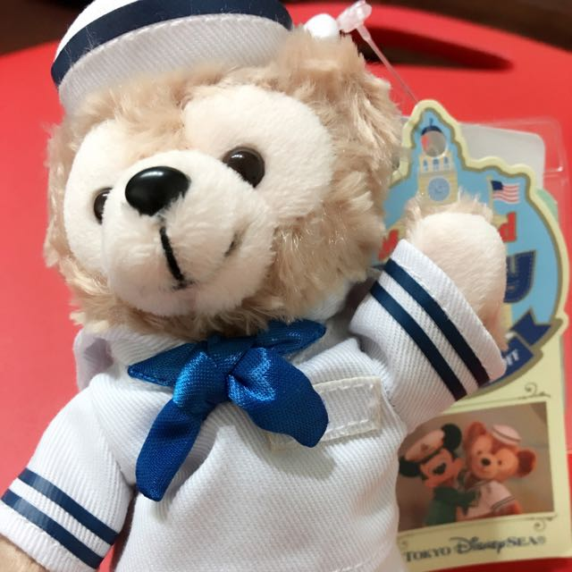 《日本帶回》 迪士尼 Duffy Bear