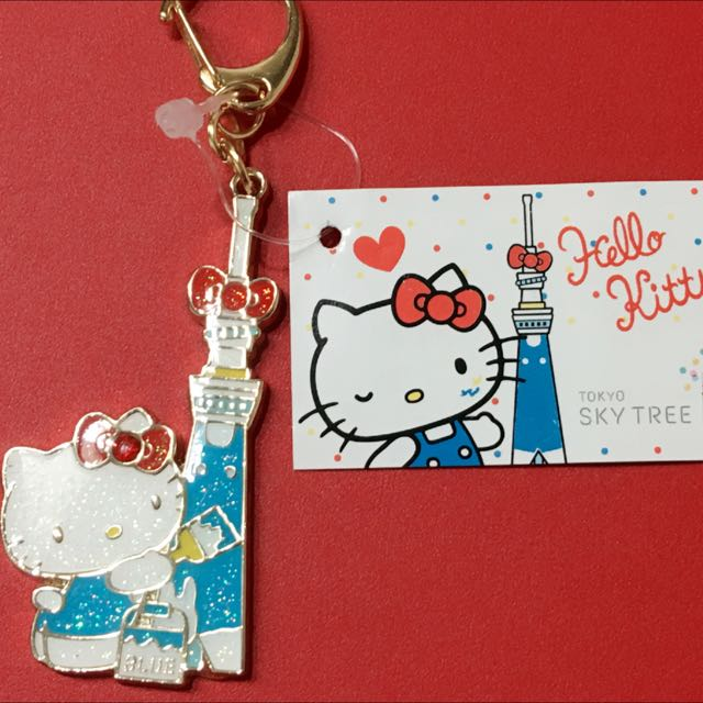 《日本帶回》 Tokyo SKY TREE Hello Kitty