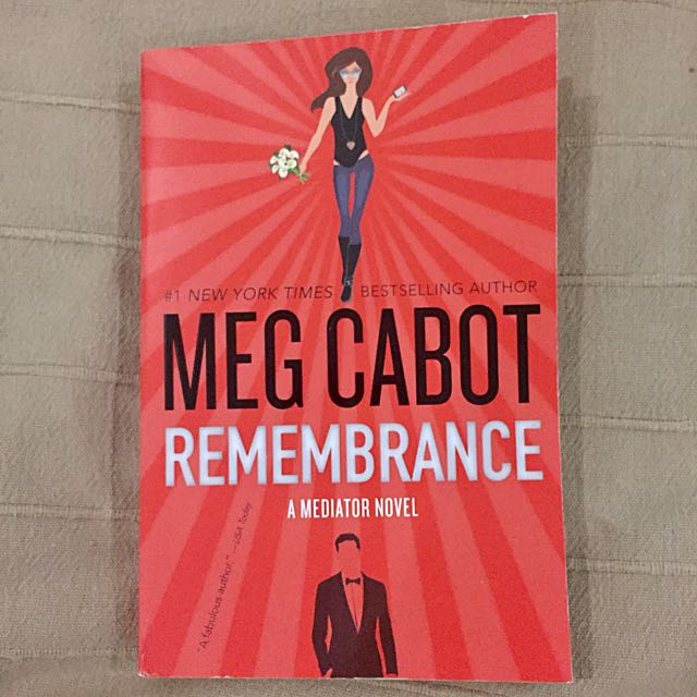 A Mediator Novel: Remembrance (Meg Cabot)