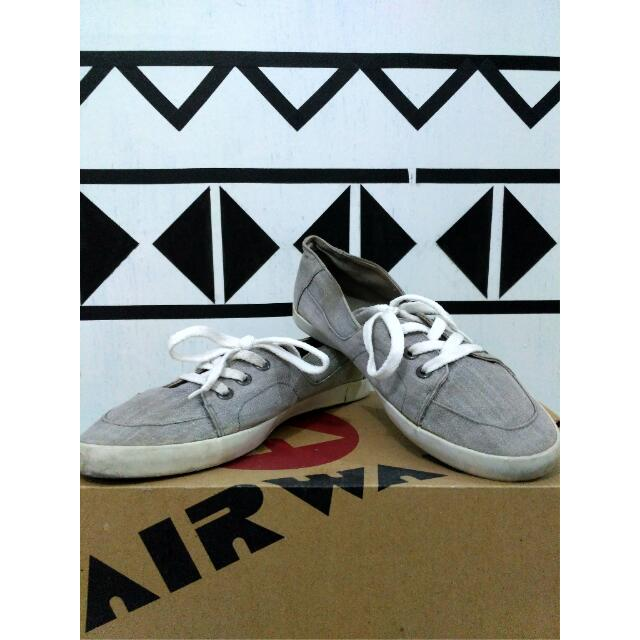 Airwalk Grey Shoes