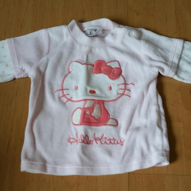 44abc11a5 Authentic Sanrio Hello Kitty Fox Baby Winter Clothing, Babies & Kids ...