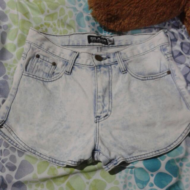 Bangkok Hightwaist Short