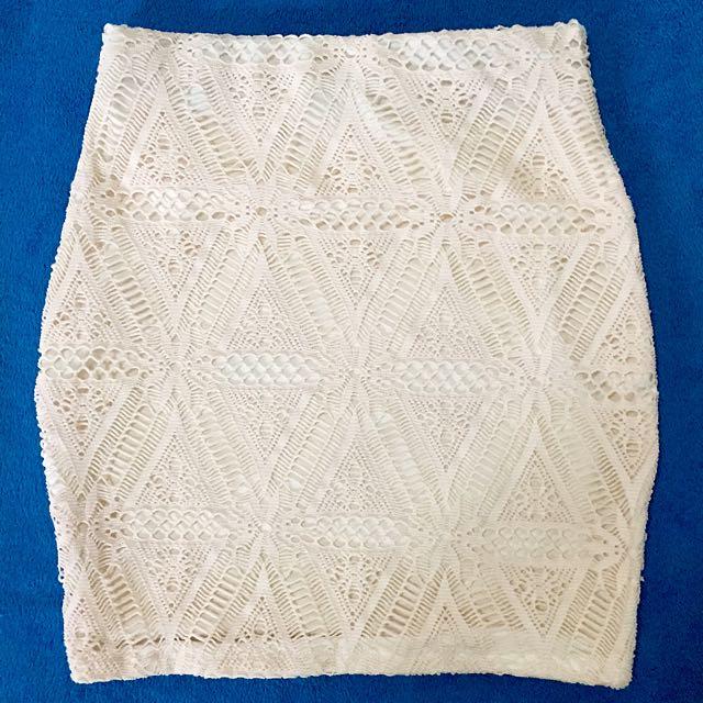 Boho Bandage Skirt