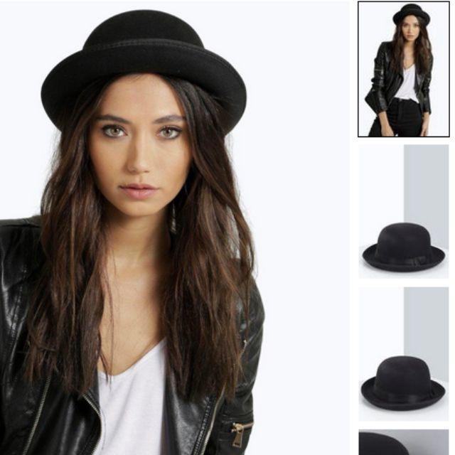 BRAND NEW BOOHOO Jenni Bowler Hat