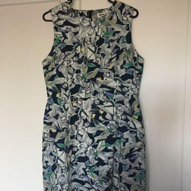 Bushwalk Dress