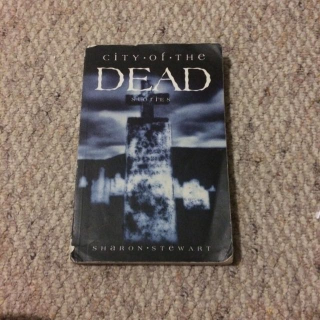 City If The Dead Book