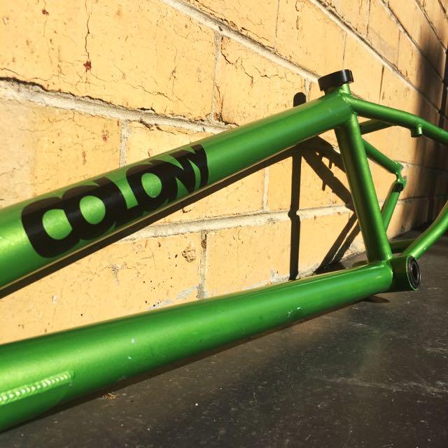 Colony BMX Frame