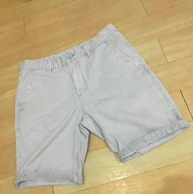Cotton On Acid wash Chino Shorts 30