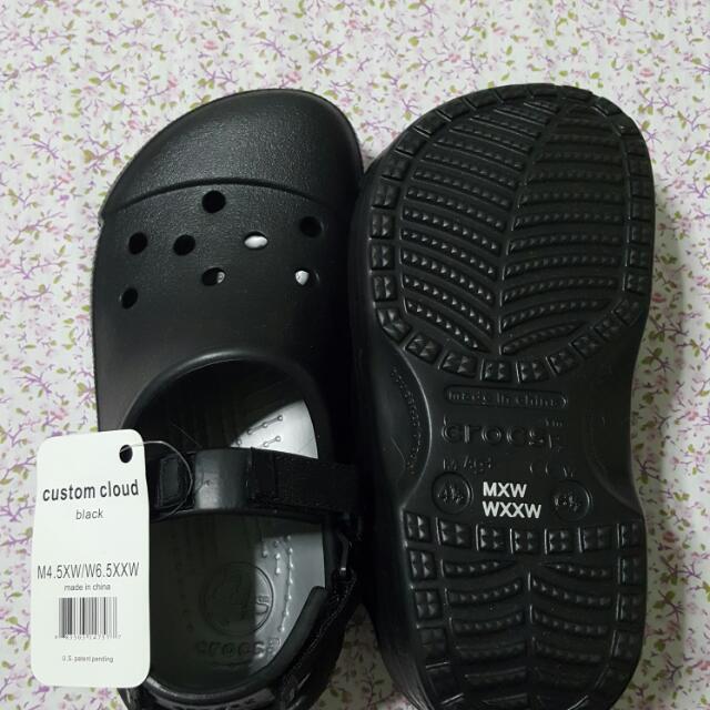 b24f266f96d7 Crocs Clogs Orthopedic Custom Cloud