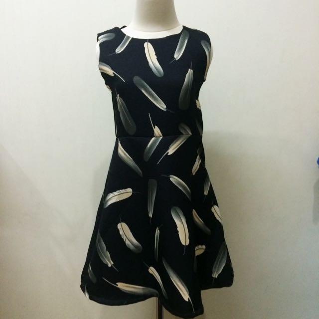 Dress Pdk Leaf