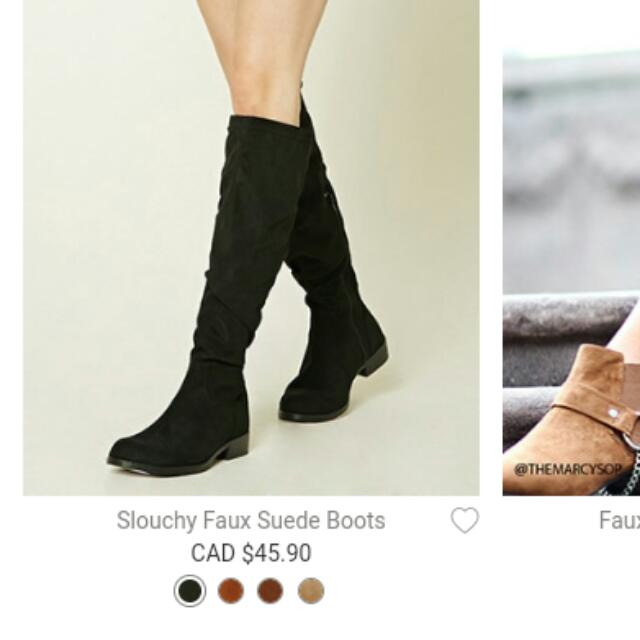 Forever 21 (Boots)