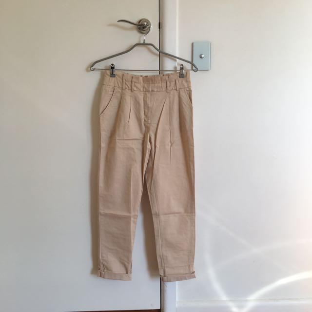 Forever New Chino Pants Size 8