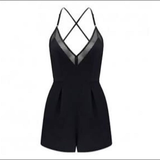 02a5ec08ec Forever New Kendall   Kylie Playsuit