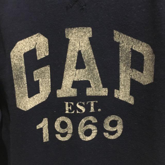 GAP大學T