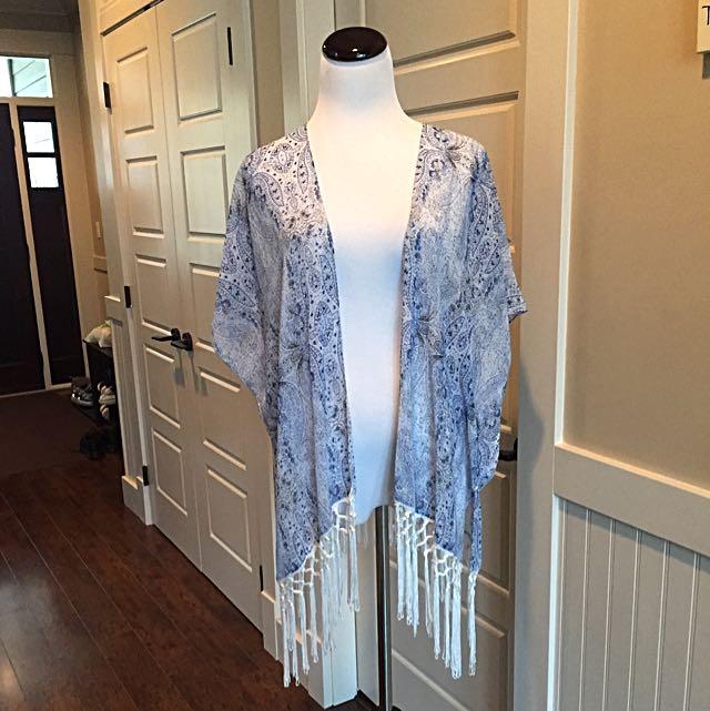 GARAGE Kimono