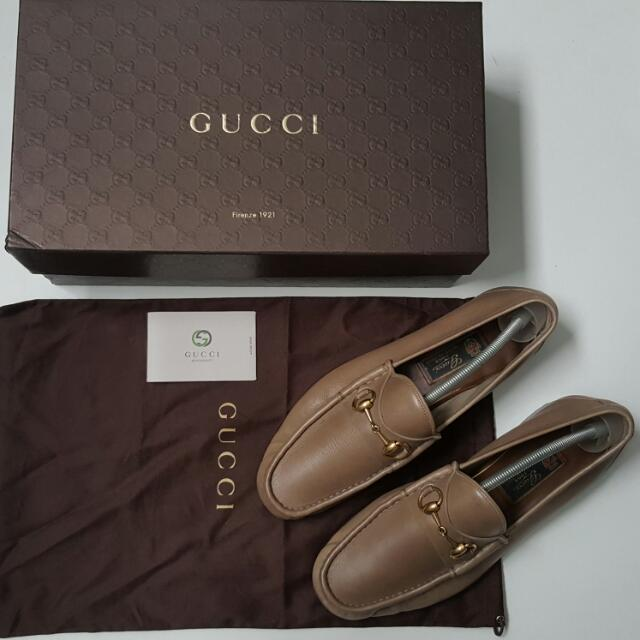 7ab342c95a6 Gucci 1953 Horsebit Loafers (final price)