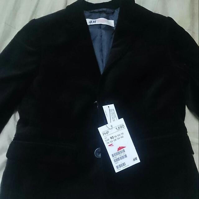 H&M Tuxedo Size 92