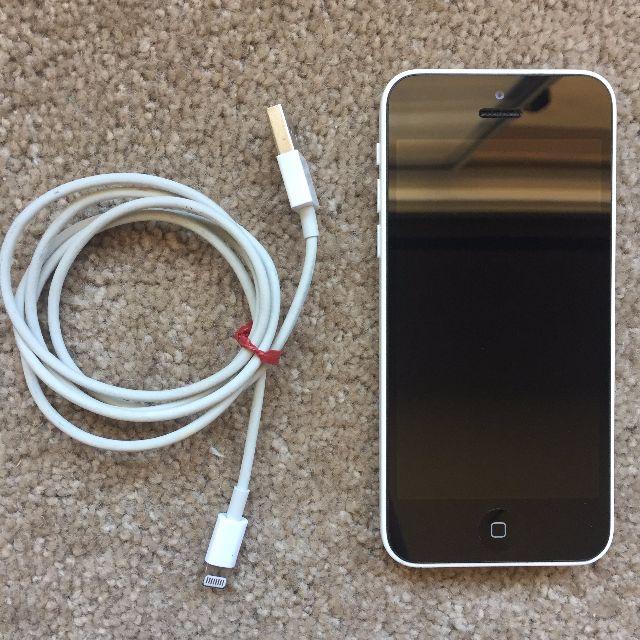 iPhone 5c White, (32 GB)