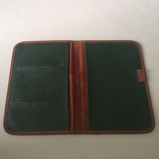 huge discount 17021 09e08 Italy Toscano Faux Leather Business Folio