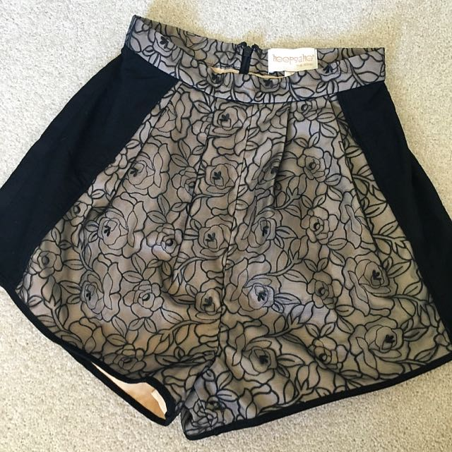 Keepsake The Label High Waisted Shorts