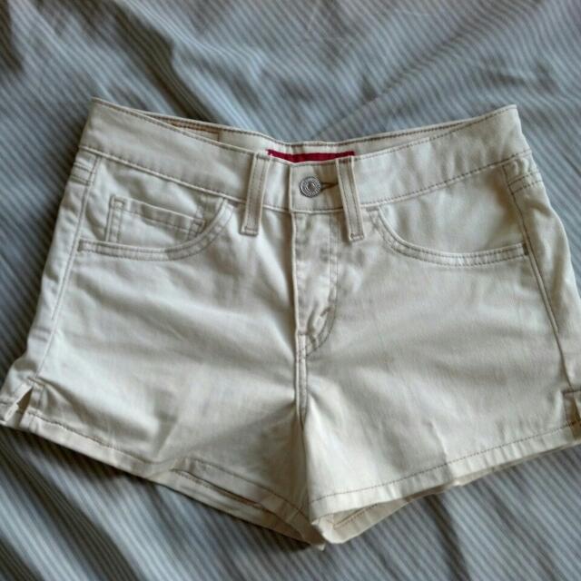 Levi's Mini Shorts