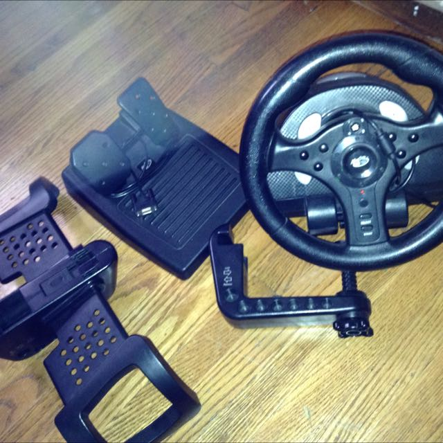 Mad Catz Racing Wheel