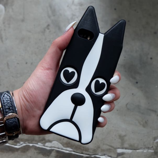 MARC JACOBS Silicone iPhone 5/5s Case