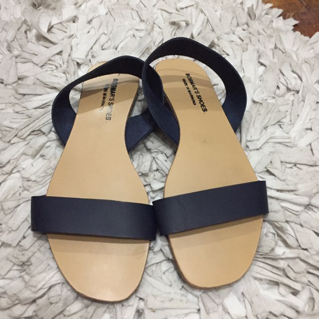 Marikina Made One Strap Sandals
