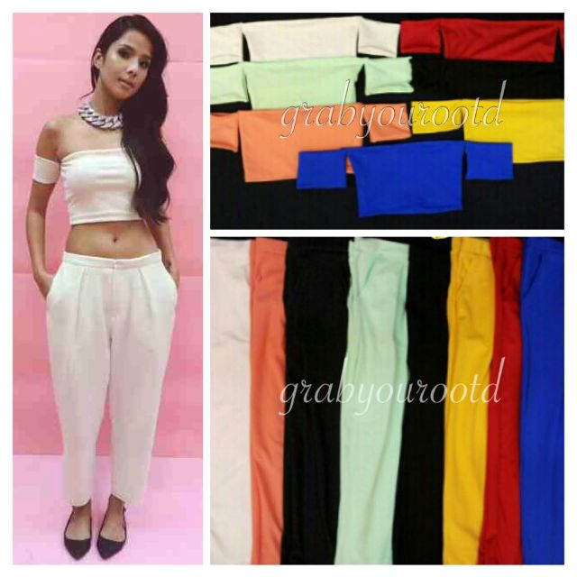 Maxene Top & Pants