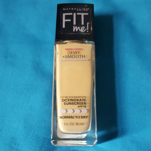 Maybelline Fit Me! Dewy and Smooth In 310 Sun Beige