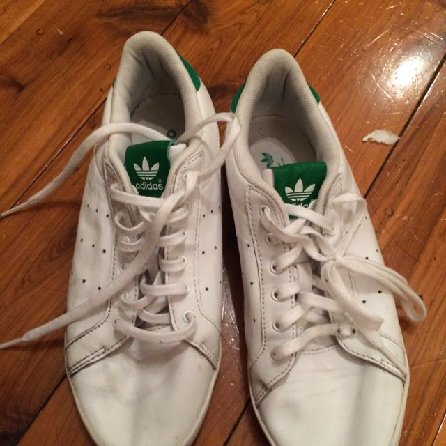 Miss Stans Adidas Shoes Green/white