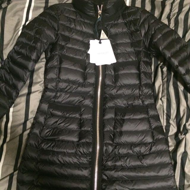 Moncler Bogue Down Jacket Size 0/XS