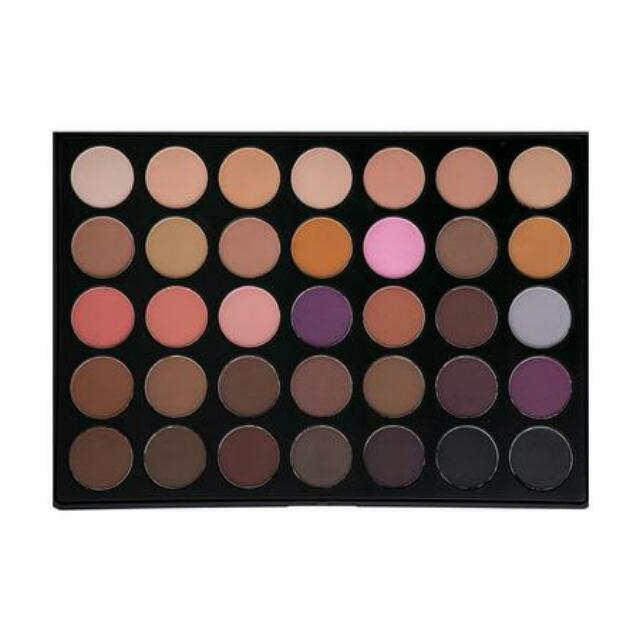 Morphe Brushes 35N 35 Color Matte Palette