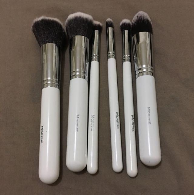 Morphe Contour Brush Set