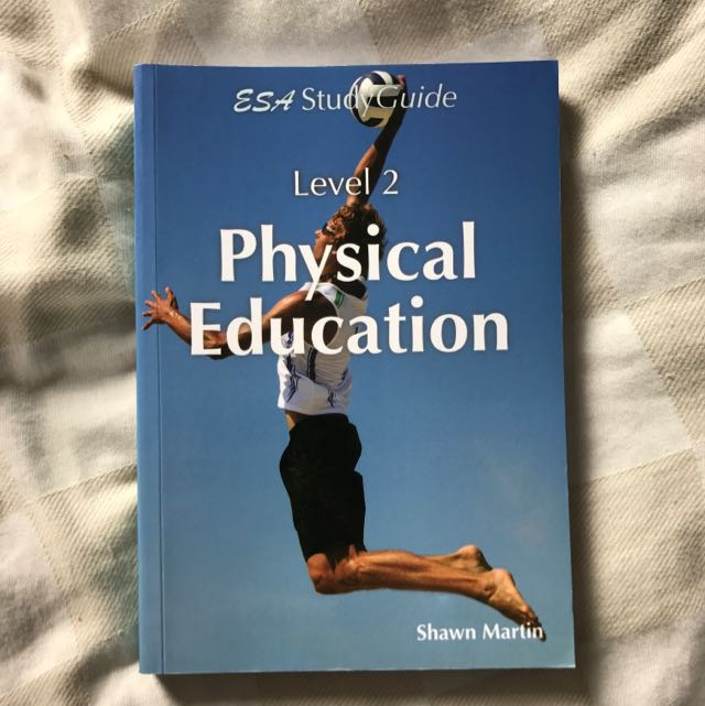 NCEA Level 2 P.E Text Book