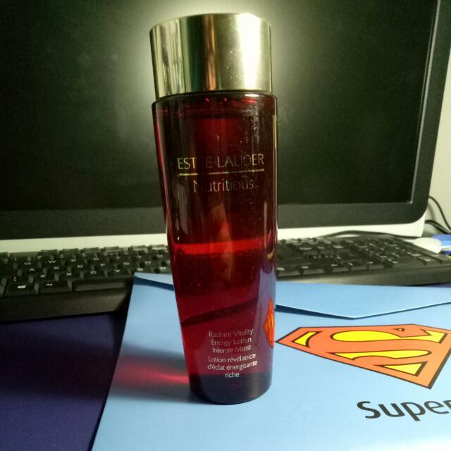 new estee lauder radiant vitality energy lotion 200 ml