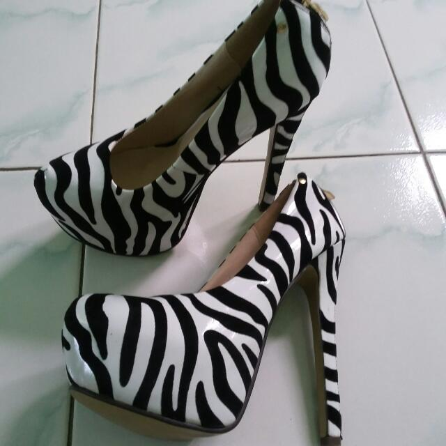 New!!Fama Pastor Heels (Nego)